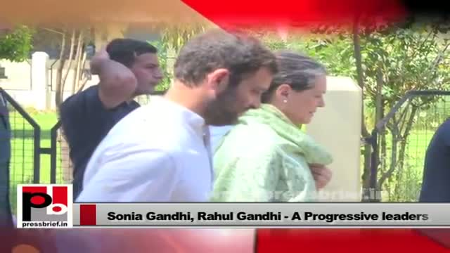 Sonia Gandhi, Rahul Gandhi energetic Congress leaders