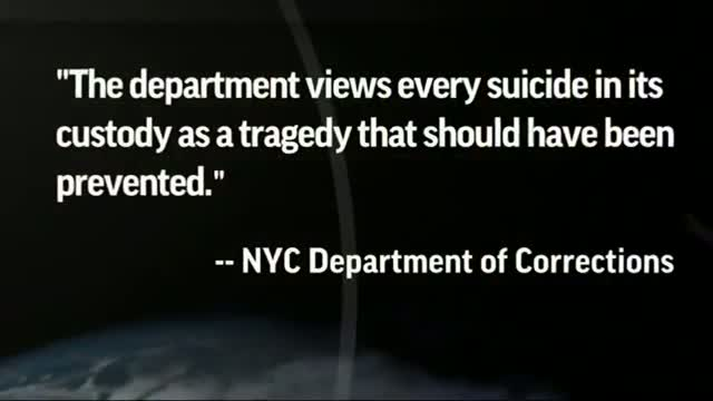 NYC Jails Neglected Suicide Precautions