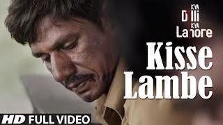 Kisse Lambe (Full Video Song) - Kya Dilli Kya Lahore - Sukhwinder Singh | Gulzar