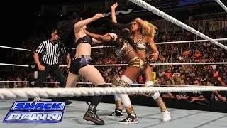 Paige vs. Cameron: WWE SmackDown, June 27, 2014