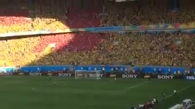Brazil vs Chile 1-1 Penalty Shootout 3-2 World Cup 2014 Brazil vs Chile Highlights