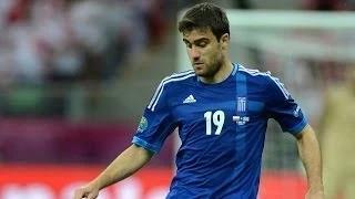 Sokratis Papastathopoulos Goal vs Costa Rica - Costa Rica vs Greece 1-1 - FIFA World Cup 2014