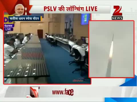 PSLV-C23 successfully launched from Sriharikota