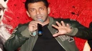 Salman Khan's KICK-ASS comments to MEDIA!