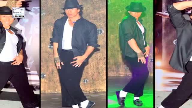 Tiger Shroff's Tribute To Michael Jackson
