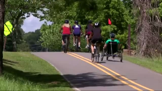 Camp to Help Wounded Female Warriors Heal