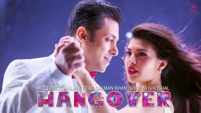 Hangover - KICK (Full Audio Song) - Salman Khan | Meet Bros Anjjan | Shreya Ghoshal
