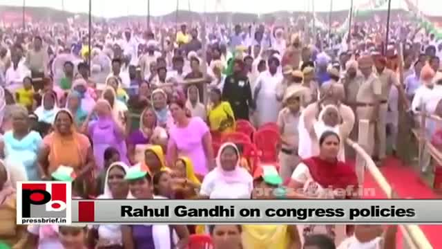 Rahul Gandhi is very much concerned about growing crimes against women