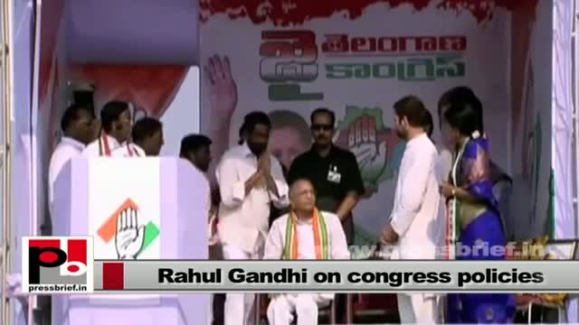 Rahul Gandhi always gave priority for women's security and safety