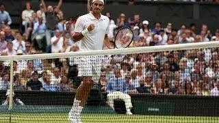 Head-to-head: Federer v Raonic preview - Wimbledon 2014