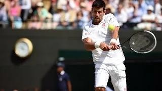 Head-to-head: Djokovic v Dimitrov preview - Wimbledon 2014