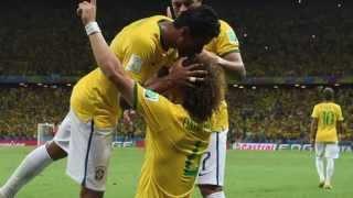 Goals - BRAZIL Vs COLOMBIA (2-1) Highlight - FIFA World Cup 5 Juli 2014 Brazil