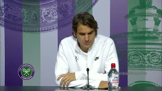 Roger Federer: 'my game is back' - Wimbledon 2014