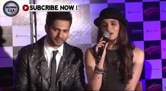 Alia Bhatt scared of getting SLAPPED by Varun Dhawan & Mahesh Bhatt