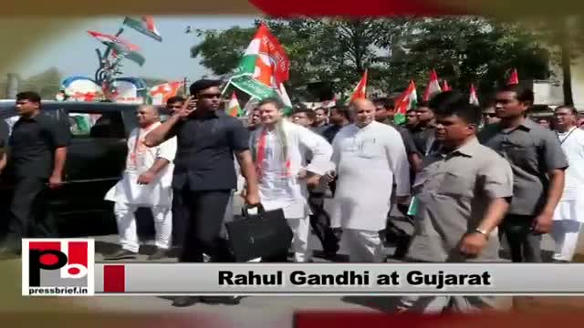 Rahul Gandhi - a committed, progressive and genuine leader with modern vision