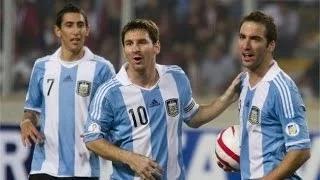 ARGENTINA VS BELGIUM 1-0 - ALL GOALS & HIGHLIGHTS - FIFA WORLD CUP 2014
