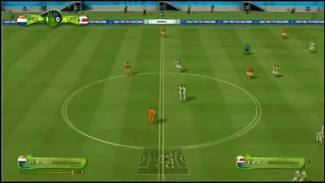 Netherlands vs Costa Rica 0-0 Penalty Shootout 4-3 Netherlands vs Costa Rica 0-0 WorldCup 2014 (Sim)