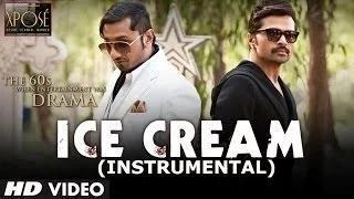 The Xpose: Ice Cream Khaungi - Instrumental (Hawaiian Guitar) | Yo Yo Honey Singh, Himesh Reshammiya