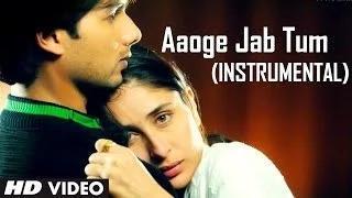 Aaoge Jab Tum Instrumental (Hawaiian Guitar) - Jab We Met - Shahid Kapoor & Kareena Kapoor