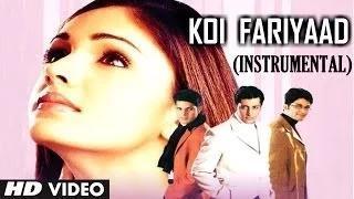 Koi Fariyaad Song Instrumental (Hawaiian Guitar) Tum Bin - Priyanshu Chatterjee & Sandali Sinha