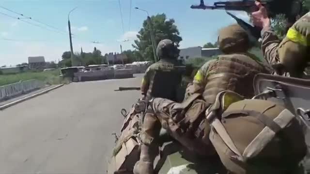 Ukrainian Troops Recapture Slovyansk