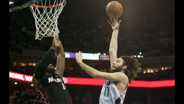 Miami Heat verbally agree to deal with Josh McRoberts