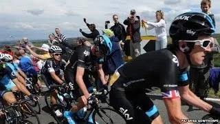 Tour de France Live : Stage three from Cambridge to London