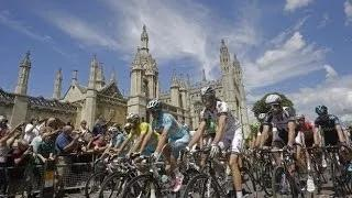 Tour de France in London: Marcel Kittel wins stage three from Cambridge to London