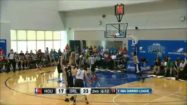 NBA Summer League: Houston Rockets vs Orlando Magic Recap