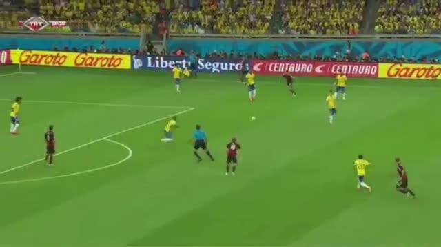 Miroslav Klose Goals - Brazil vs Germany 0 2 - FIFA World Cup 2014 All Goals