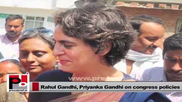Rahul Gandhi and Priyanka Gandhi Vadra - two favourite leaders of the people