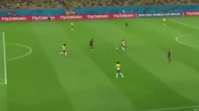 Brazil (1-7) Germany All Goals Highlights - FIFA World Cup 2014