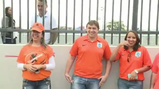 Netherland vs Argentina 0-0 (2-4) Penalty 2014 - Pre Match Review 09/07/2014 - FIFA World Cup HD