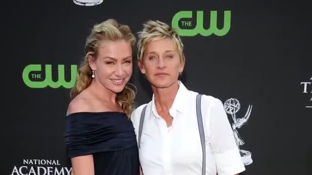Portia de Rossi and Ellen DeGeneres 'Working Through' Marriage and Rehab Troubles