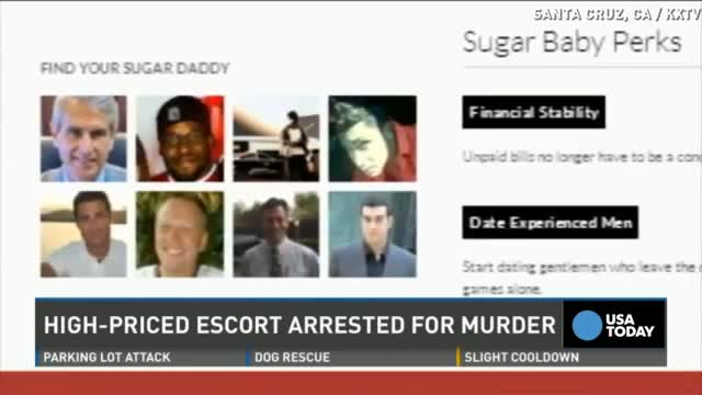 Escort charged in Google executive's heroin death