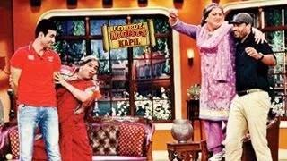 Irrfan Pathan & Yusuf Pathan on Comedy Nights with Kapil 13th july 2014 FULL Episode