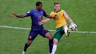 Netherlands Goal - Brazil vs Netherlands 0-3 Highlights HD - FIFA World Cup 2014