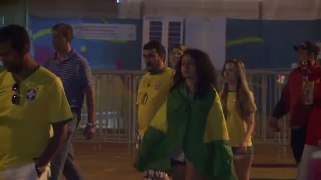 Brazil vs Netherlands 0-3 2014 - Match Review 12/07/2014 - FIFA World Cup HD