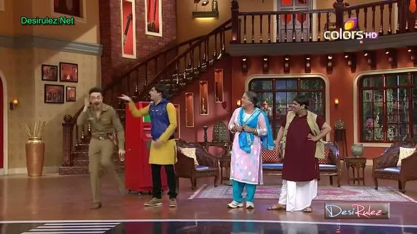 Comedy Nights with Kapil - Karan Johar - 12th July 2014 - Part 2/4