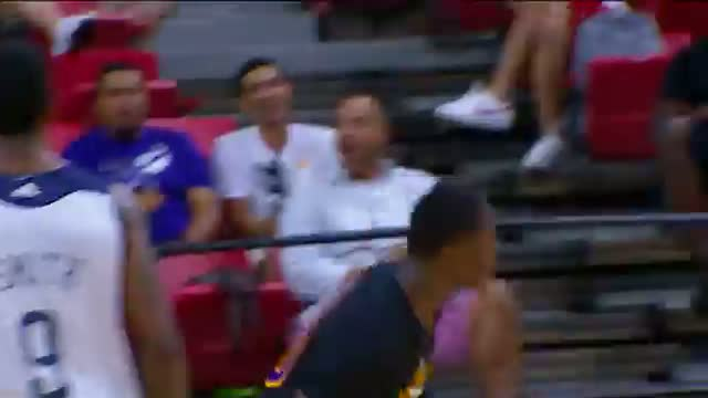NBA Summer League: Los Angeles Lakers vs New Orleans Pelicans