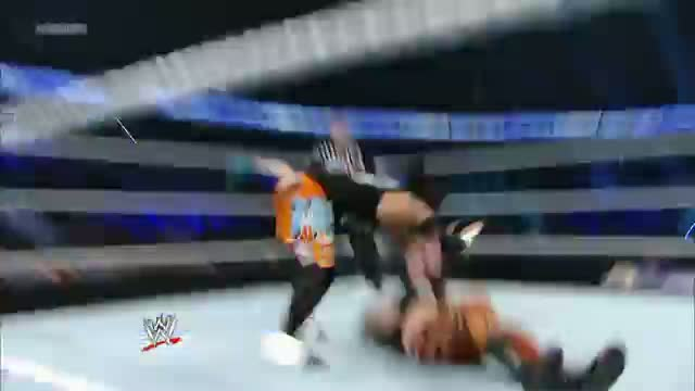 Uso Crazy - WWE SmackDown Slam of the Week 7/11