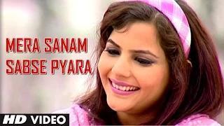 Mera Sanam Sabse Pyara Hai Video Song - Kumar Sanu, Anuradha Paudwal - Baazigar O Baazigar