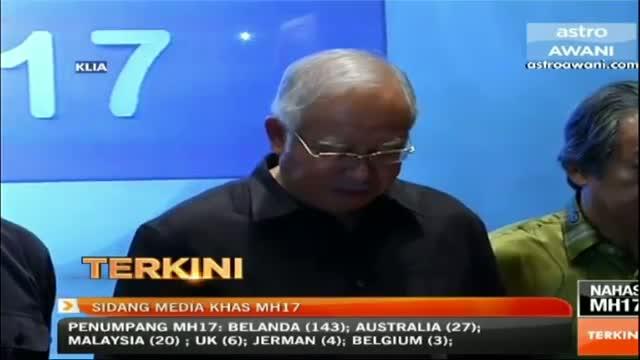 Malaysia Says Plane Did Not Make Distress Call