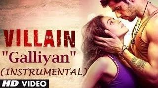 Ek Villain: Galliyan Instrumental (Hawaiian Guitar) - Sidharth Malhotra, Shraddha Kapoor