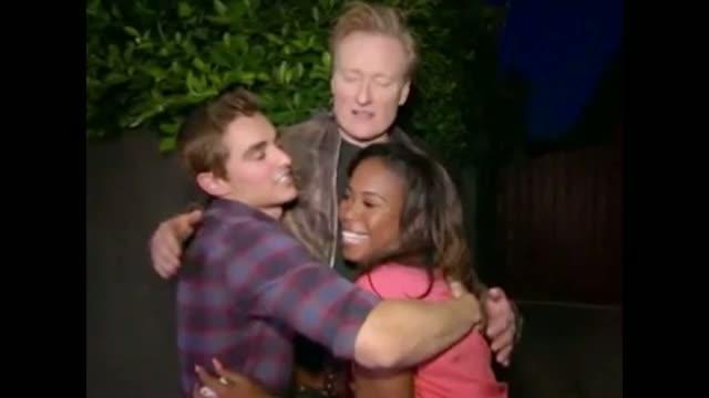 Dave Franco and Conan O'Brien Join Tinder, Hilarious Dating Antics Ensue
