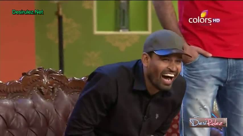 Comedy Nights with Kapil - Irfan Pathan & Yusuf Pathan - 19th July 2014 - Part 5/5