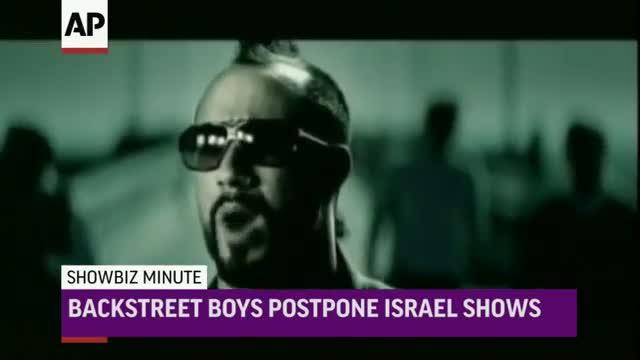ShowBiz Minute: Garner, Backstreet, George