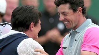 One-on-one with Rory McIlroy