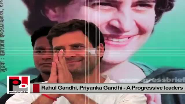 Rahul Gandhi, Priyanka Gandhi - energetic Congress leaders who can rebuild the party