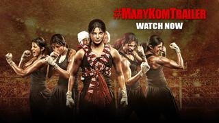 Mary Kom Trailer 2014 - Priyanka Chopra in & as Mary Kom